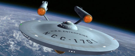 ncc 1701 starship enterprise star trek