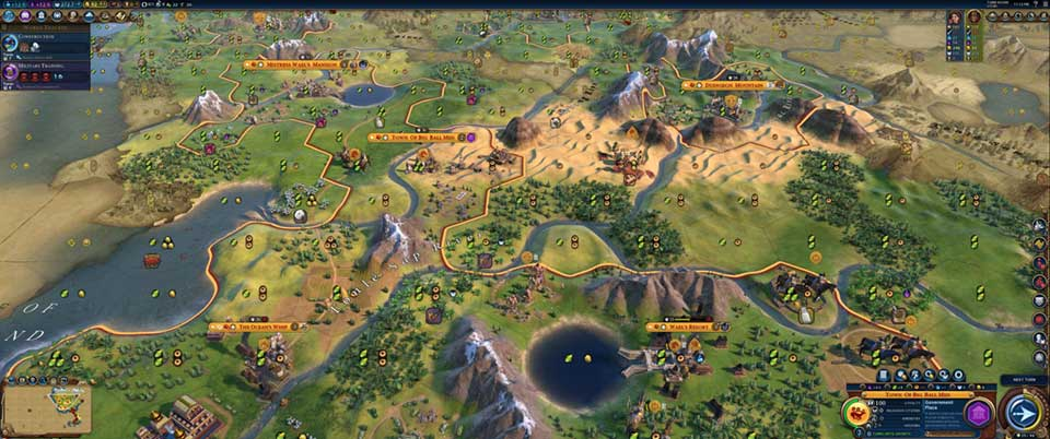 all-my-civ6-cities