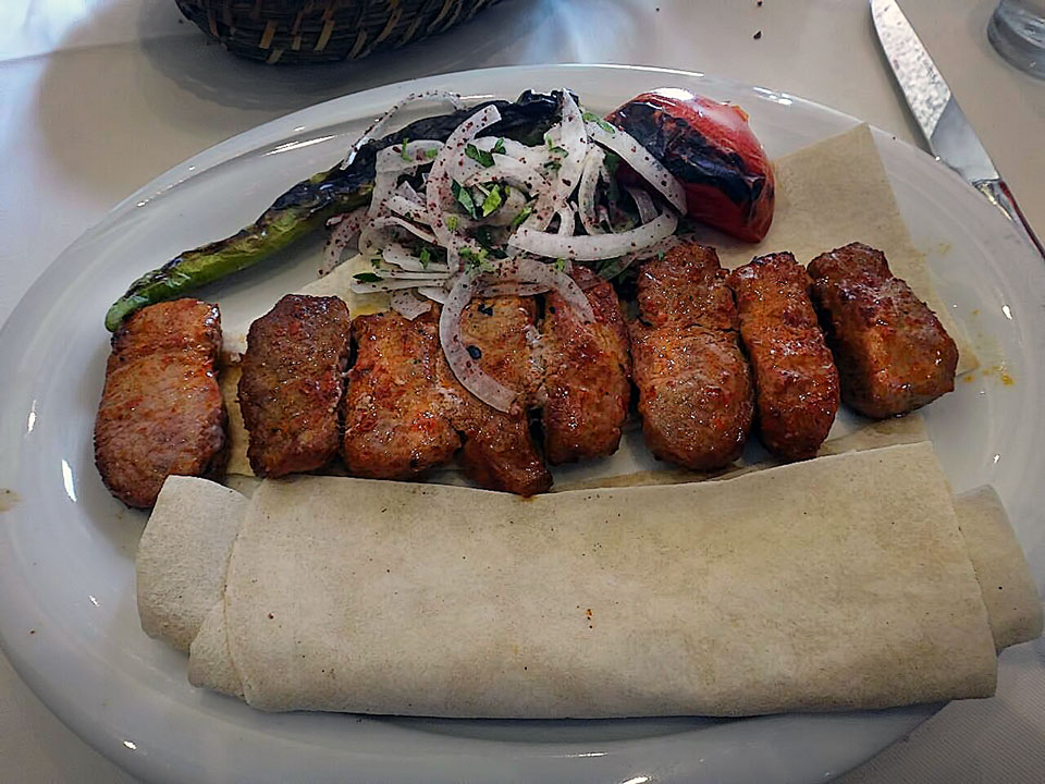 Turkey Beef Plate