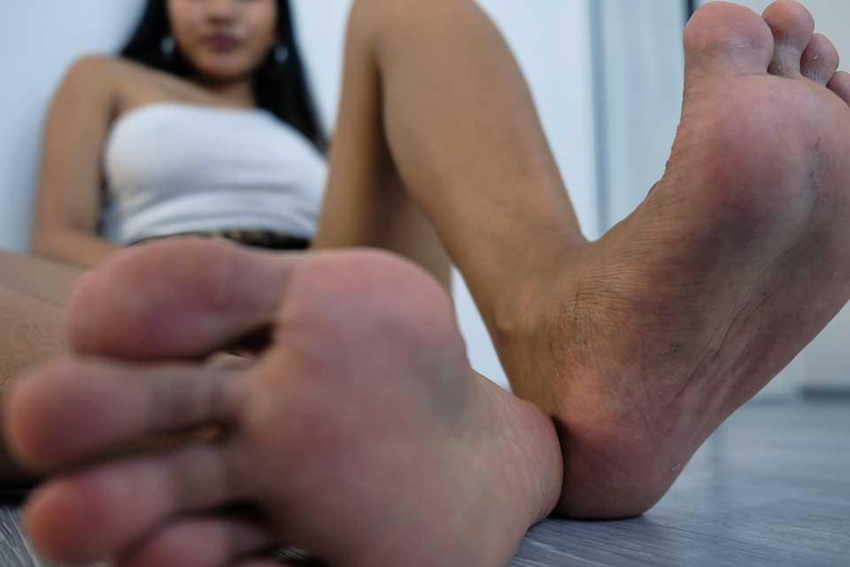 foot worship mistress jaa bangkok