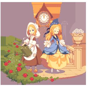 cinderella and sister