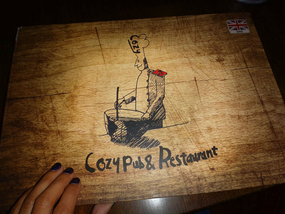 Turkey Cozy Pub