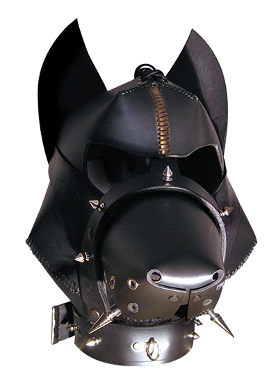 dog mask for gfe experience