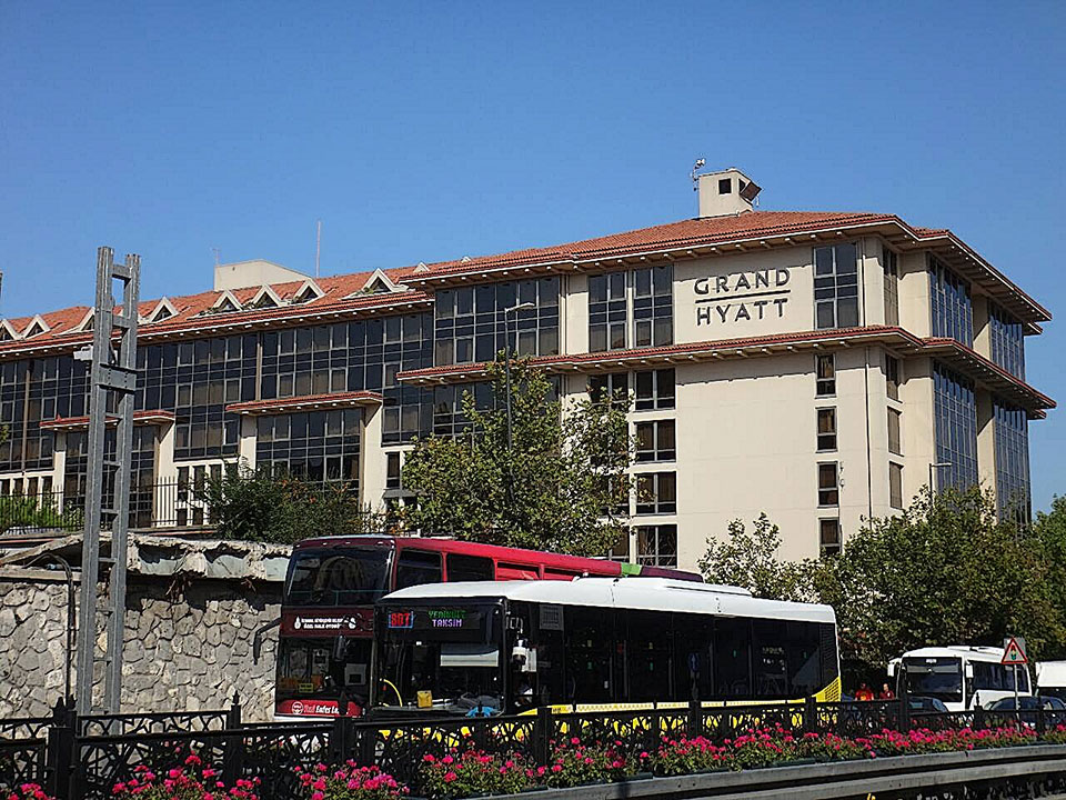 Turkey Hyatt