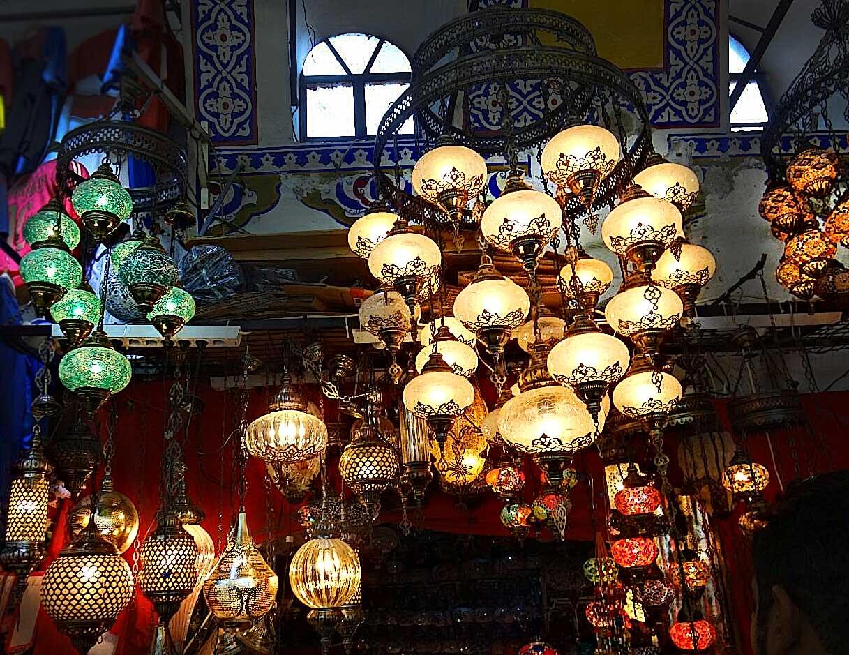 Turkey Hanging Lamps