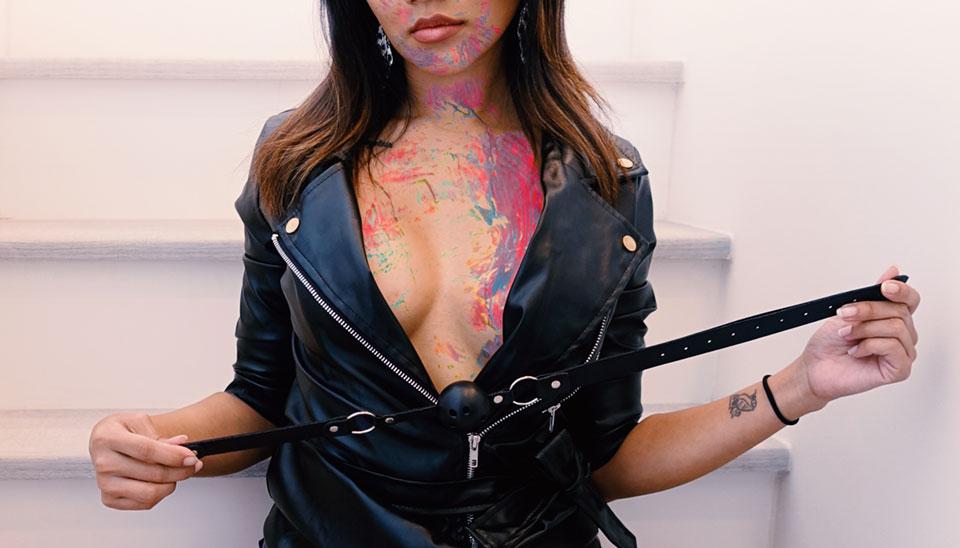 kinky Mistress Jaa bdsm femdom