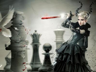 Queen's Gambit | The Game