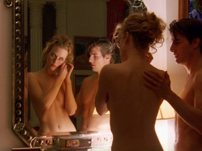 Teasing With Eyes Wide Shut