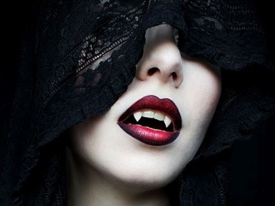 I'm a Vampire Girl