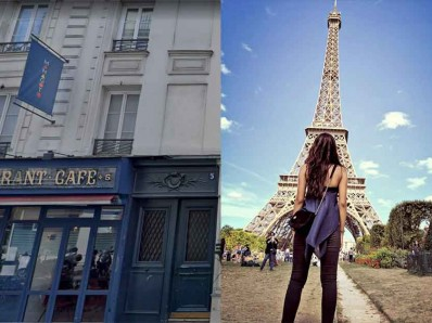 naked mistress in Paris
