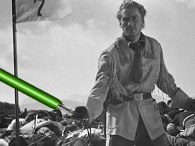 If General Custer Had a Lightsaber