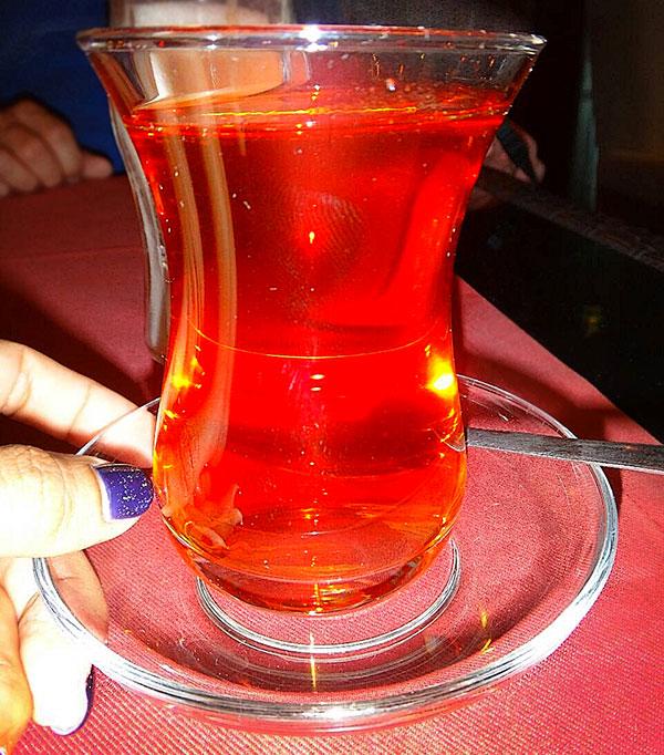 Turkey Tea