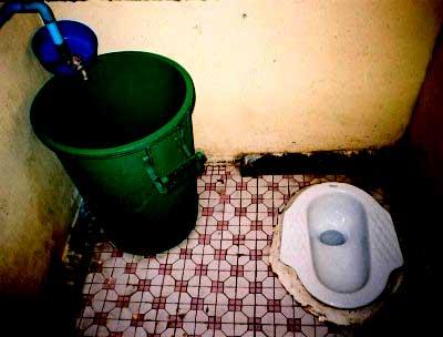 thai toilet domination