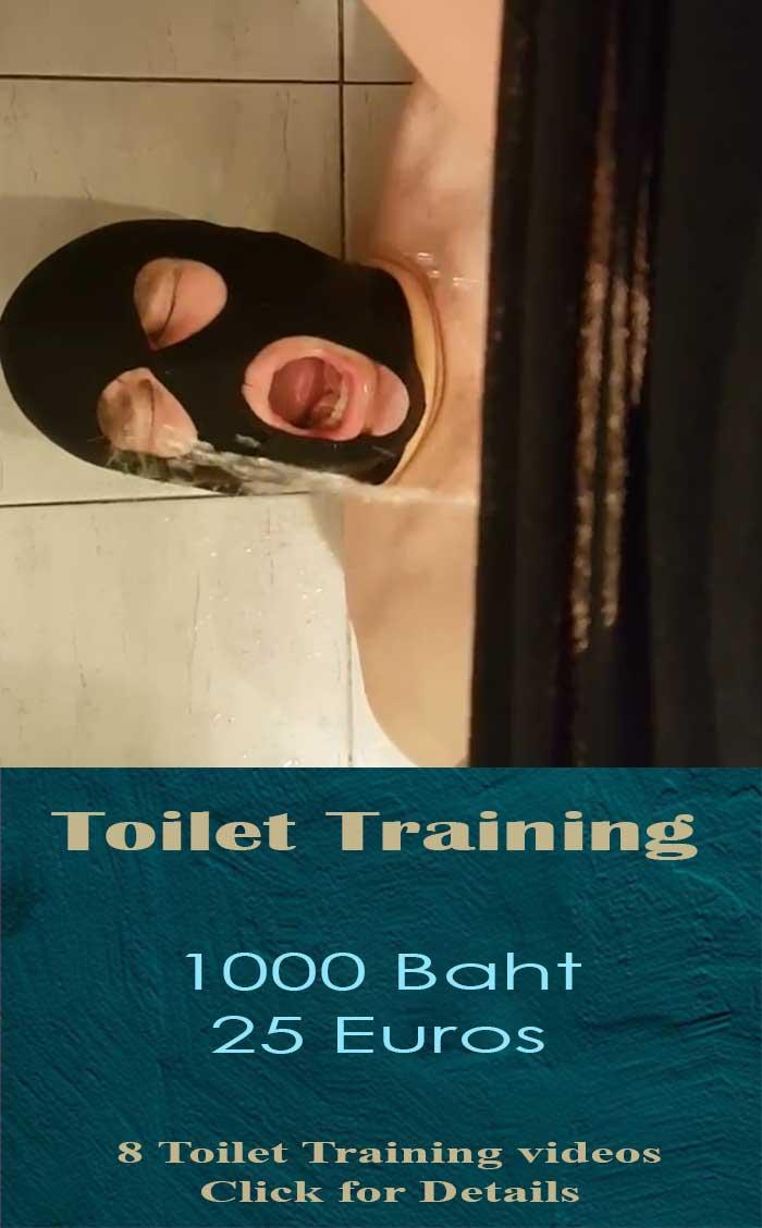 toilet-training Femdom BDSM Videos