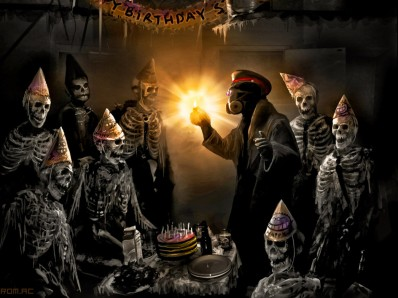 Happy Birthday Jaa