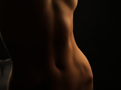 sensual low key photography bdsm session