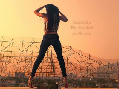 worship femdom perfection