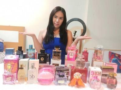 wael perfume-business